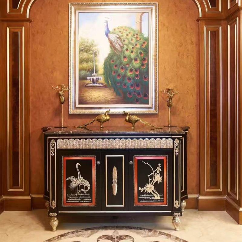 电视柜、玄关